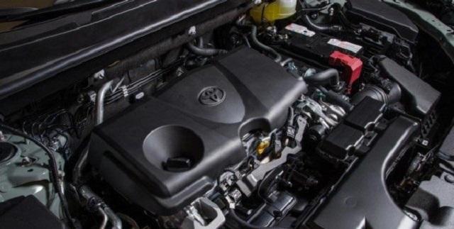 2020 Toyota RAV4 specs