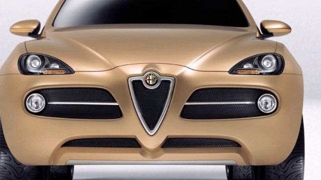 2020 Alfa Romeo Kamal
