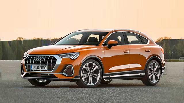 2020 Audi Q4 render