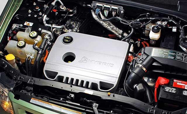 2020 Ford Edge hybrid