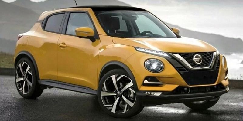 2020 Nissan Juke teaser