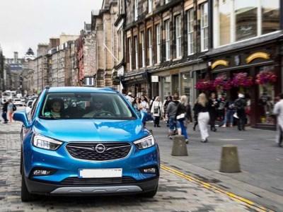 2020 Opel Mokka X redesign