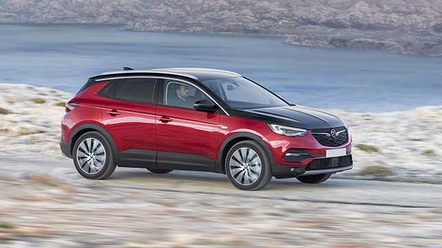 2019 Opel Grandland X Hybrid4 price