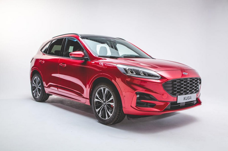 2020 ford kuga plug-in hybrid is coming next spring