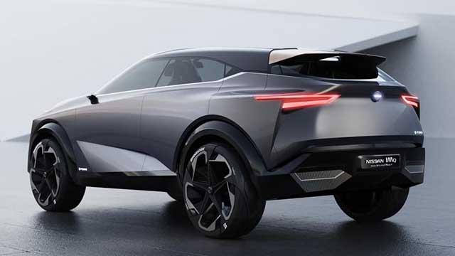 2020 Nissan Qashqai Hybrid Concepts