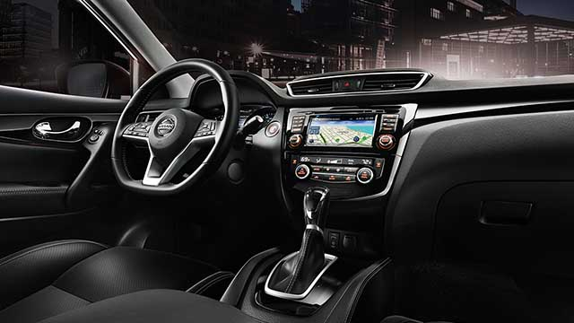 2020 Nissan Qashqai Hybrid interior