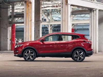 2020 Nissan Rogue Sport new