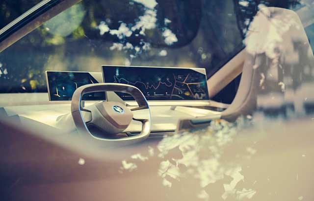 2021 BMW iNext interior