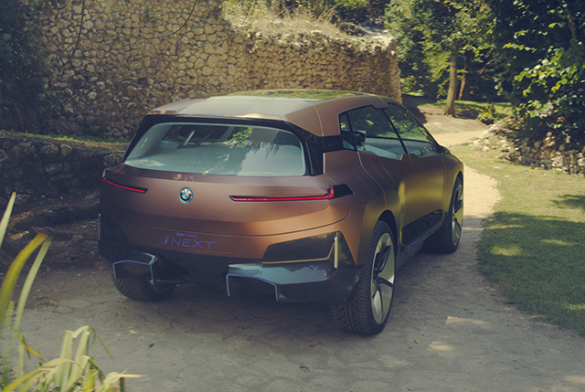 2021 BMW iNext price