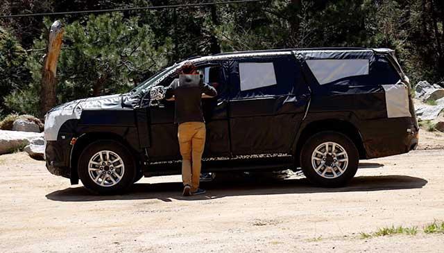 2021 Chevrolet Tahoe And Suburban Could Be Next-gen Models >> 2021 Chevrolet Tahoe And Suburban Could Be Next Gen Models