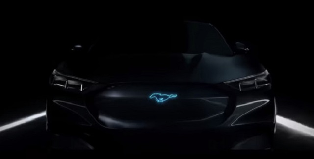 2021 Ford Mach E mustang