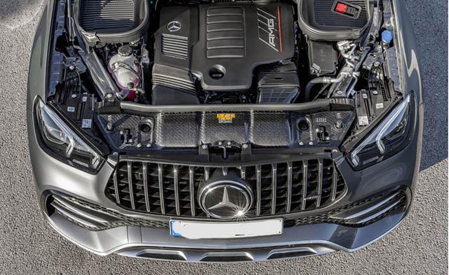 2021 Mercedes-AMG GLE 53 specs