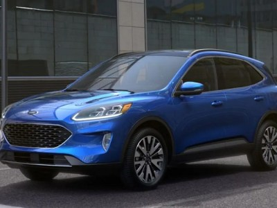 2021 Ford Escape prices