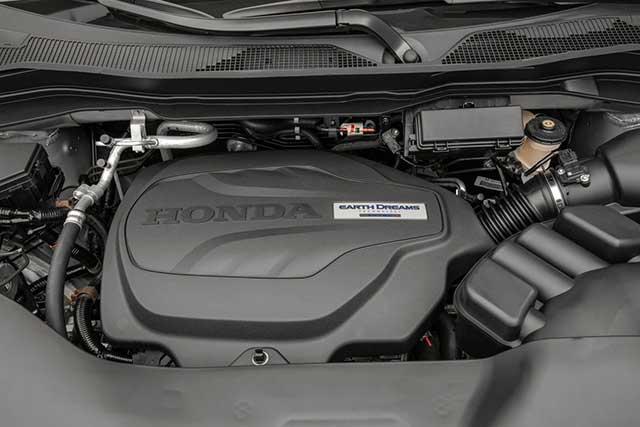 2020 Honda Passport V6