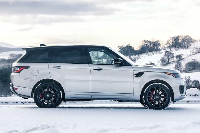 2020 Range Rover Sport HST redesign