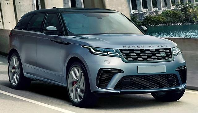 2020 Range Rover Velar Gets SVAutobiography Dynamic Trim >> 2020 Range Rover Velar Gets SVAutobiography Dynamic Trim ...