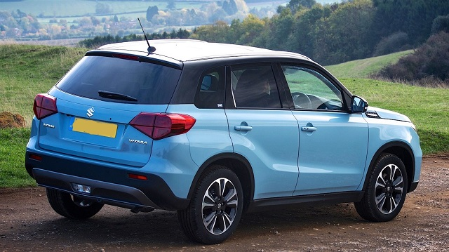 2020 Suzuki Grand Vitara release date