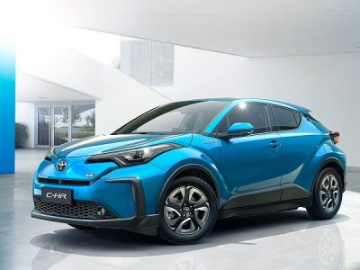 2020 Toyota C-HR electric