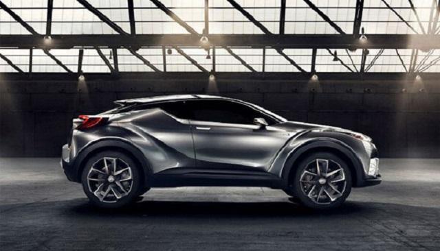 2020 Toyota C-HR redesign