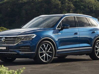 2020 VW Touareg changes