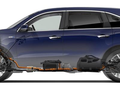 2020 Acura MDX Hybrid