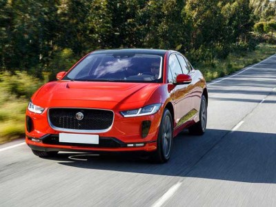 2020 Jaguar I-Pace specifications