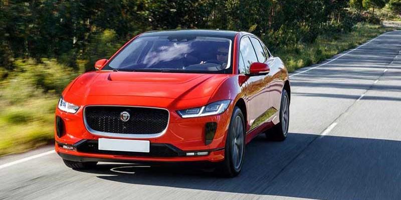 2020 Jaguar I-Pace specifications