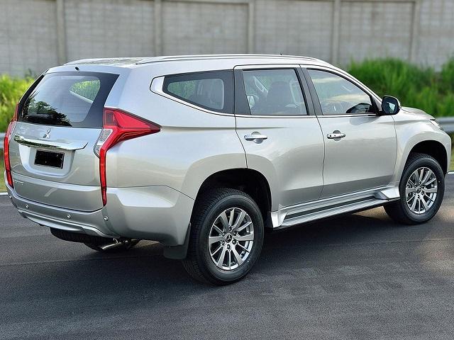 2020 Mitsubishi Montero price