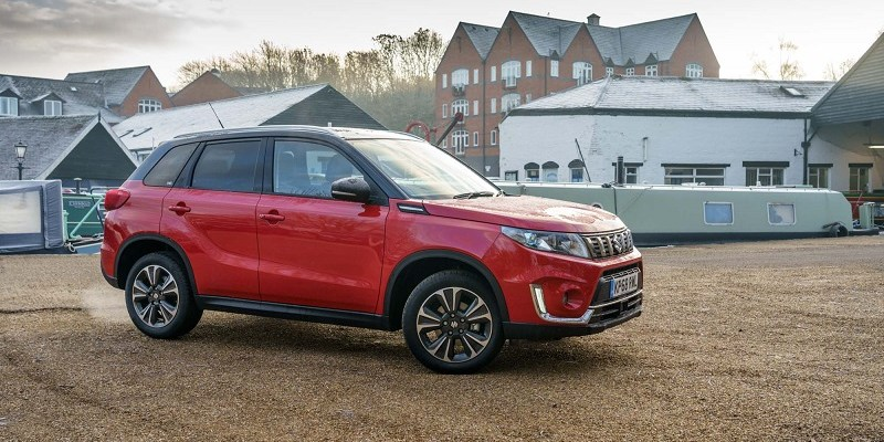 2020 Suzuki Vitara price