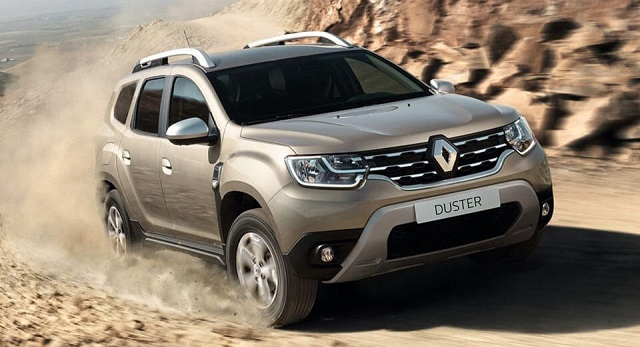 2020 renault duster price