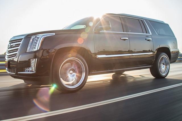 2020 Cadillac Escalade Platinum esv