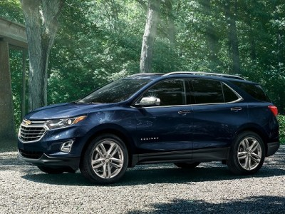 2020 Chevy Equinox LT redesign