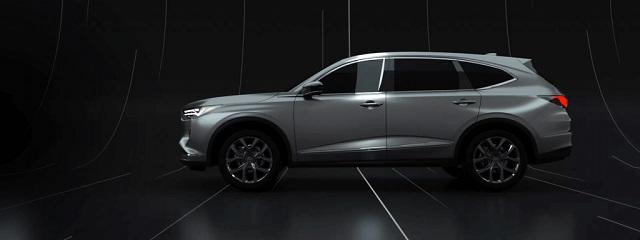 2021 Acura MDX redesign