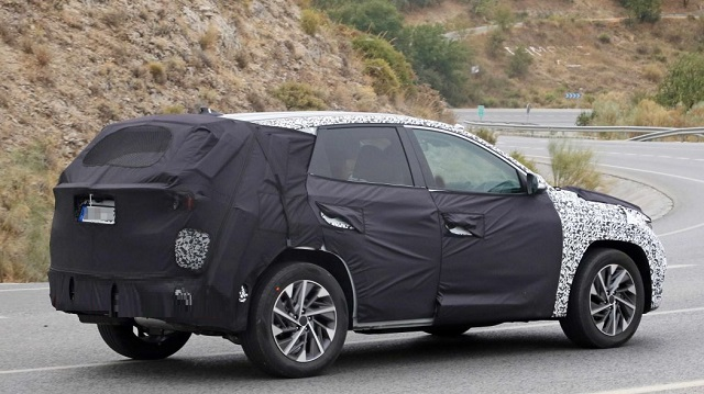2021 Hyundai Tucson redesigned
