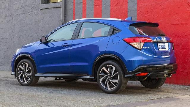 2021 Honda HR-V mugen
