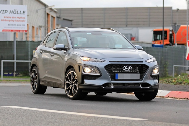 2021 Hyundai Kona specs