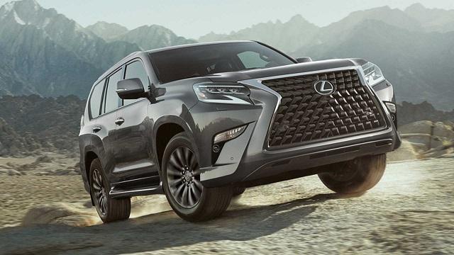 2021 Lexus GX redesign