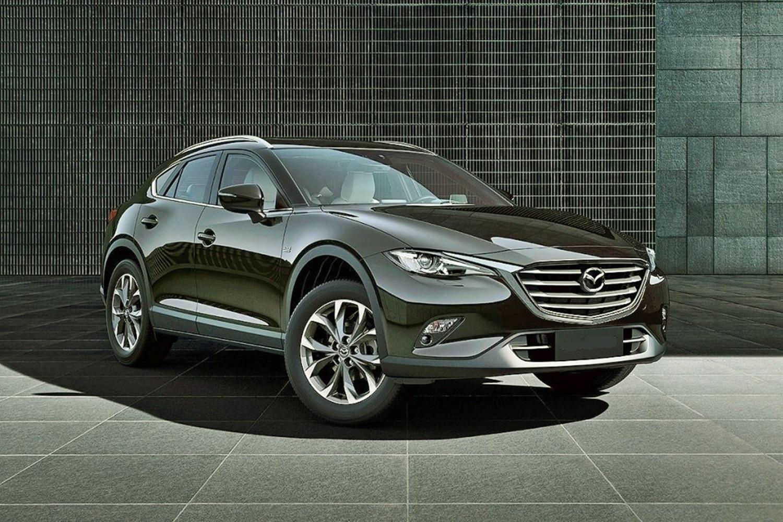 2021 Mazda CX-5 Images