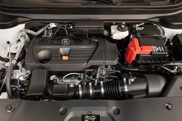 2021 Acura RDX specs