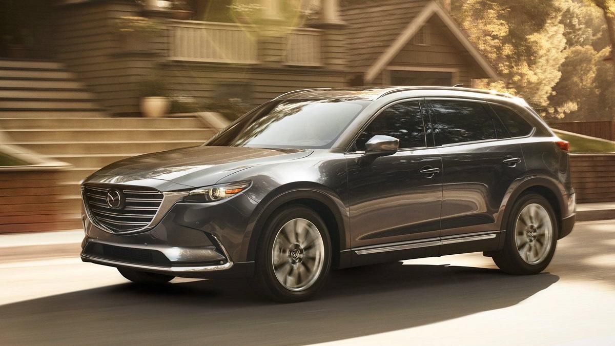 2021 Mazda Cx 9 Rumors Ratings