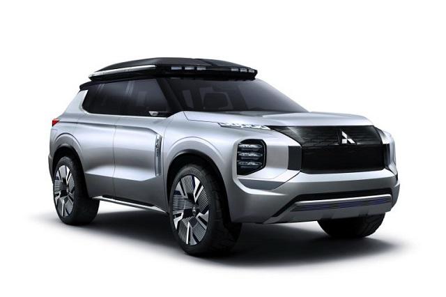 2021 mitsubishi outlander concept