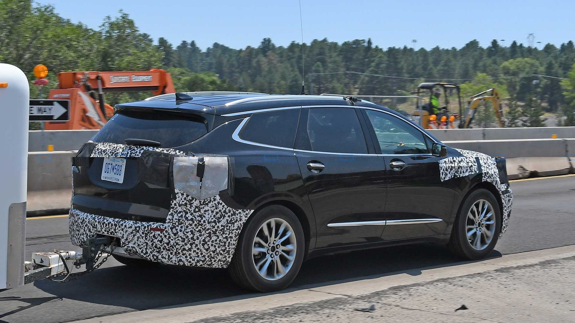 what's new for the 2021 buick enclave  20202021 best