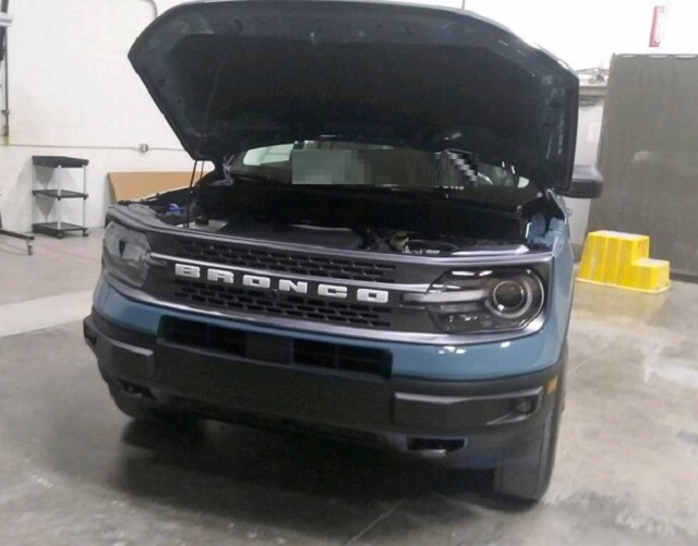 2021 Ford Baby Bronco debut