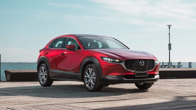 2021 mazda cx3 redesign facelift and hybrid engine