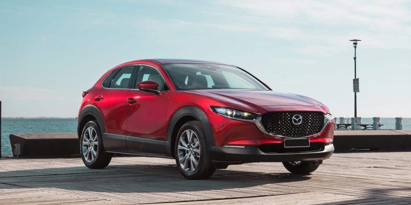 2021 mazda cx-3 redesign, facelift and hybrid engine