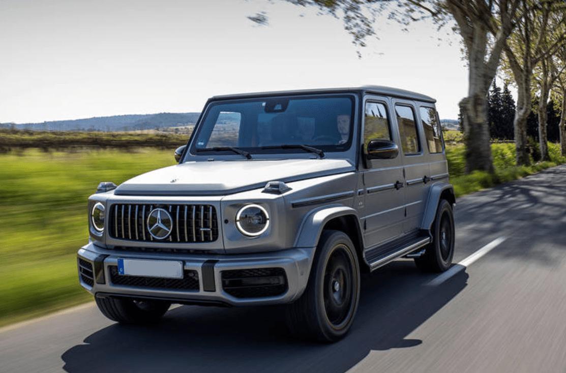 2021 Mercedes Benz G Class Gets a Mini Version - 2020-2021 ...