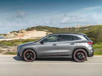 2021 Mercedes Benz GLA