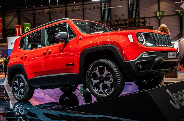 2021 Jeep Renegade PHEV