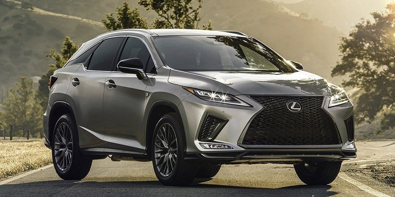 2021 Lexus RX 450h featured
