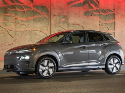 2021 Hyundai Kona EV Featured